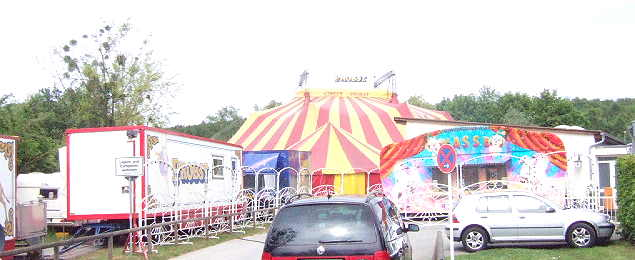Circus Probst Tierquälerei